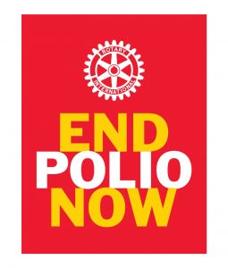 No Noon Meeting - End Polio Awareness Night @ Gallatin City Hall